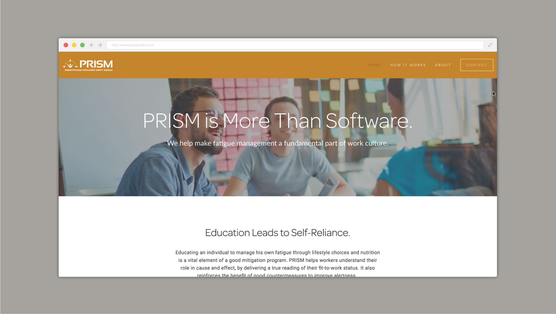 PRISM-More-Than-Software