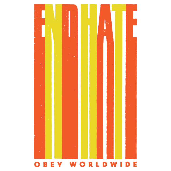 OBEY-END-HATE