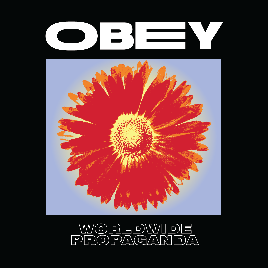 Obey Flower Power-01