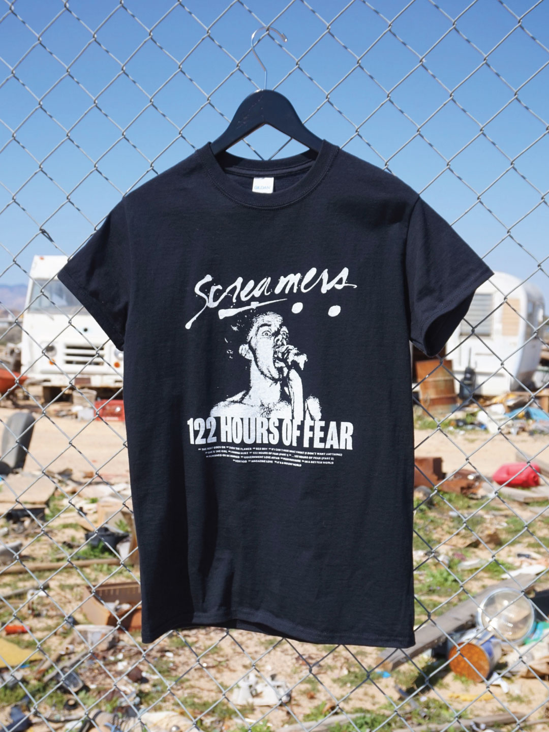 Screamers-Fence
