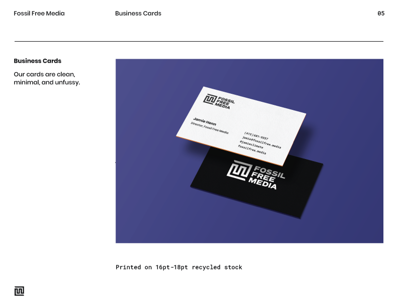 Fossil-Free-Media-Brand-Style-Guide-(Business-Cards)