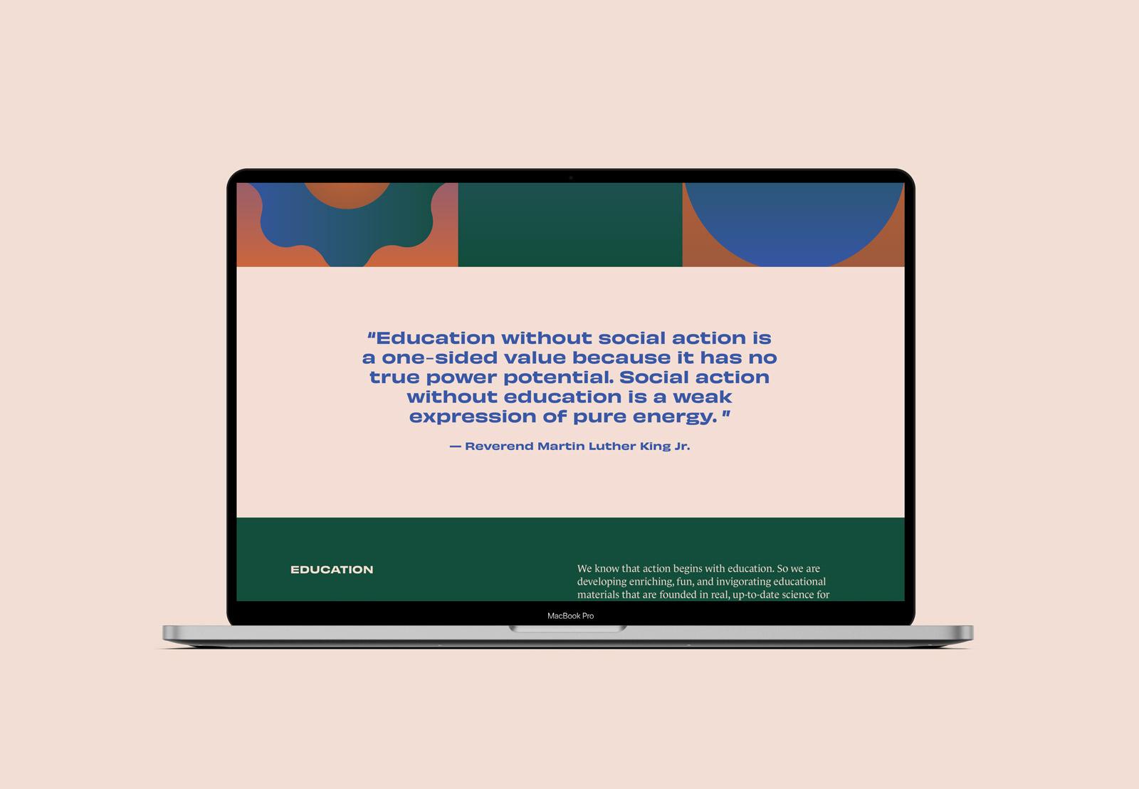 Avritah-MacBook-(Education-MLK-Quote)